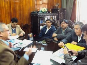 Ex Autoridades de la MDSPC