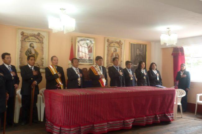 Gestion Edil - Municipalidad Distrital de San Pedro de Cajas